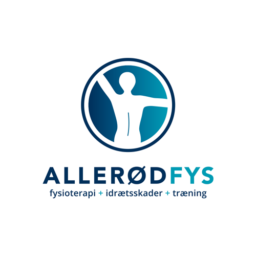 Logodesign for AllerødFys i Allerød.